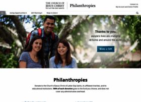 donate.ldsphilanthropies.org
