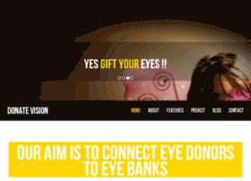 donatevision.com