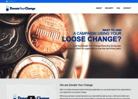 donateyourchange.com