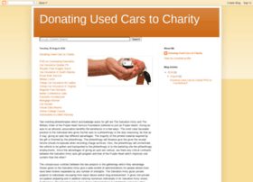 donatingusedcarstocharity5478.blogspot.nl