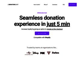 donationcart.com