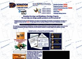 donationenvelope.com