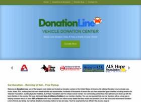 donationline.com