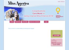 donations.missamericaforkids.org