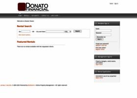 donatofinancial.managebuilding.com