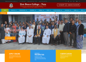 donboscocollege.ac.in