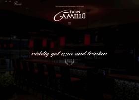 doncamillo.com