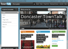 doncaster.towntalk.co.uk