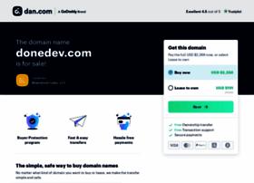 donedev.com