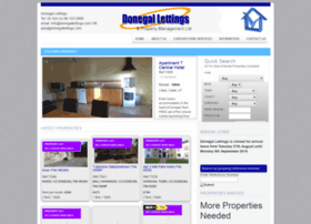 donegallettings.com