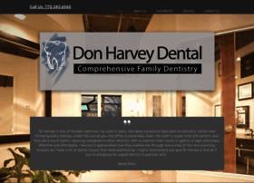 donharveydental.com