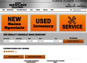 donhewlett.com
