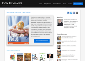 donheymann.com