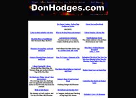 donhodges.com
