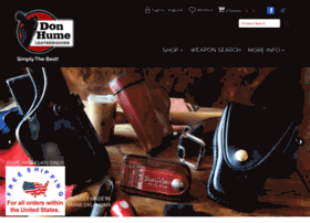 donhume.com