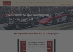 doningtonhistoric.com