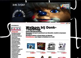 donk-toyshop.nl