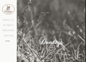 donkeysandco.com