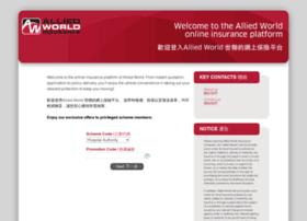 donline.alliedworldgroup.com.hk