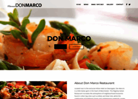 donmarcomanchester.co.uk