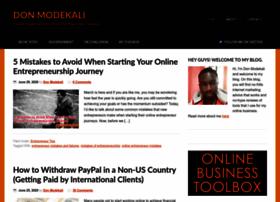donmodekali.com