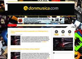 donmusica.com