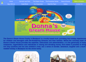 donnasdreamhouse.co.uk