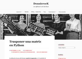 donnierock.wordpress.com