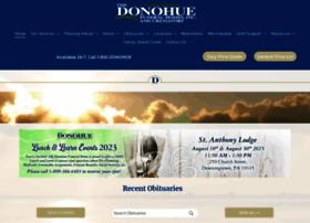 donohuefuneralhome.com