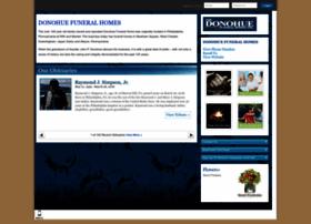 donohuefuneralhome.tributes.com