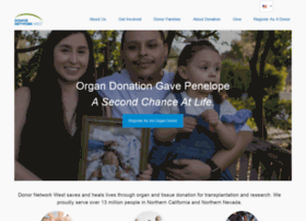 donornetworkwest.org