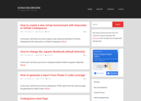 donovanbrown.com