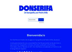 donserifa.com
