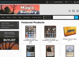 donsmagicandsundry.crystalcommerce.com