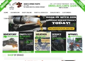 donsspeedparts.com