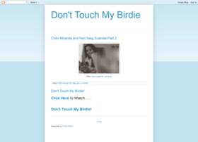 dont-touch-my-birdie.blogspot.com