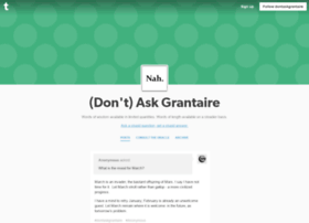dontaskgrantaire.tumblr.com