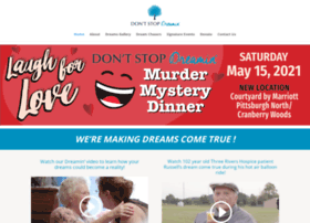 dontstopdreamin.org
