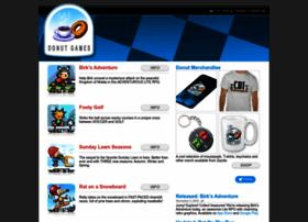 donutgames.com