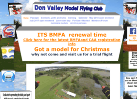 donvalleymfc.co.uk