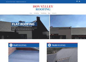 donvalleyroofing.co.uk