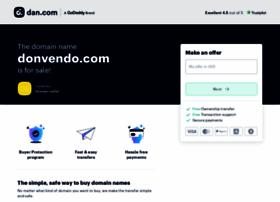 donvendo.com