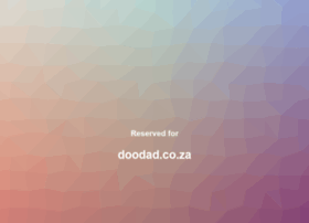 doodad.co.za