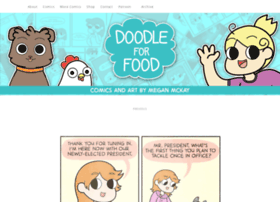doodleforfood.com