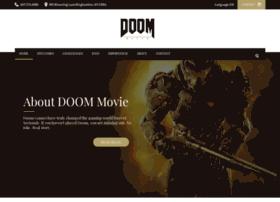 doommovie.com