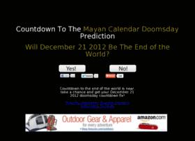 doomsdaycountdownclock.com