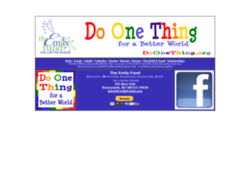 doonething.org