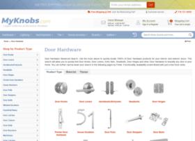 door-hardware.myknobs.com