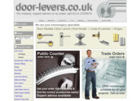 door-levers.co.uk