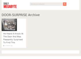 door-surprise.dailymegabyte.com